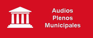 Audios Plenos Municipales